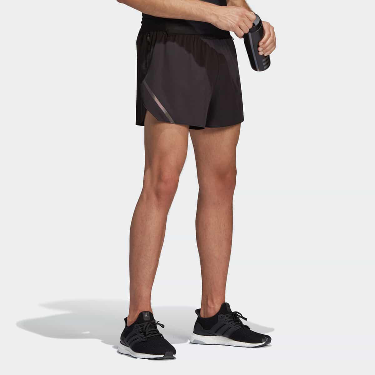 Adidas Runr Splt Short Black