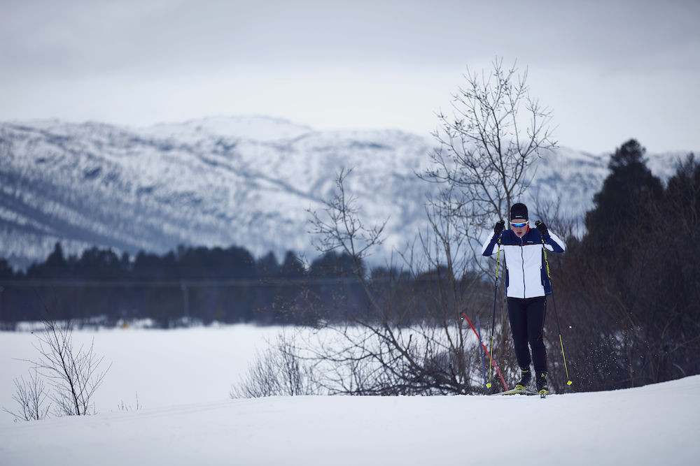 3a10c53b Craft Intensity Jacket Men's White | Fjellsport.no