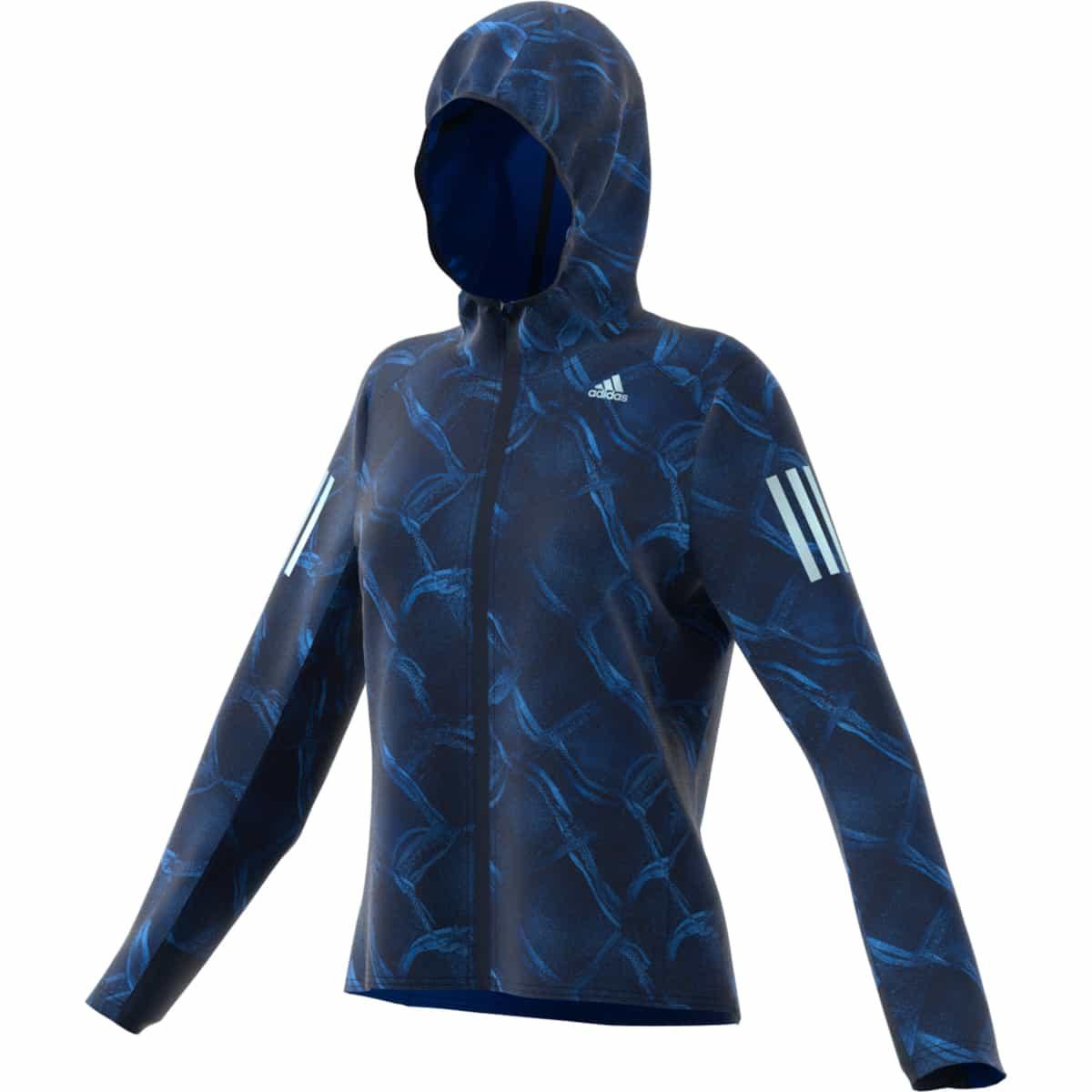 Adidas Own The Run Jkt ReabluCroyalLegink