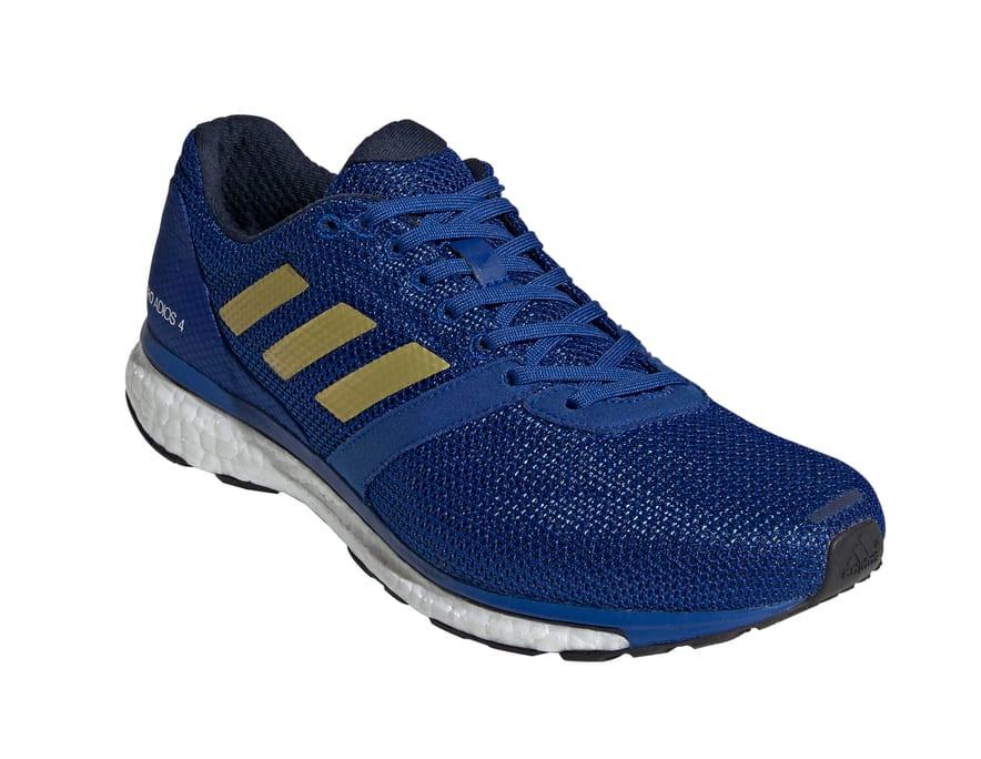 Adidas Adizero Adios 4 Men's CroyalGoldmtConavy