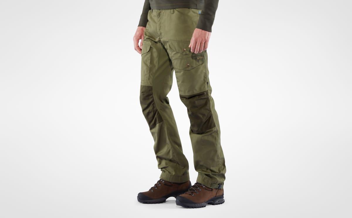 Fjällräven Vidda Pro Ventilated Trousers Men's Laurel Green Deep Forest