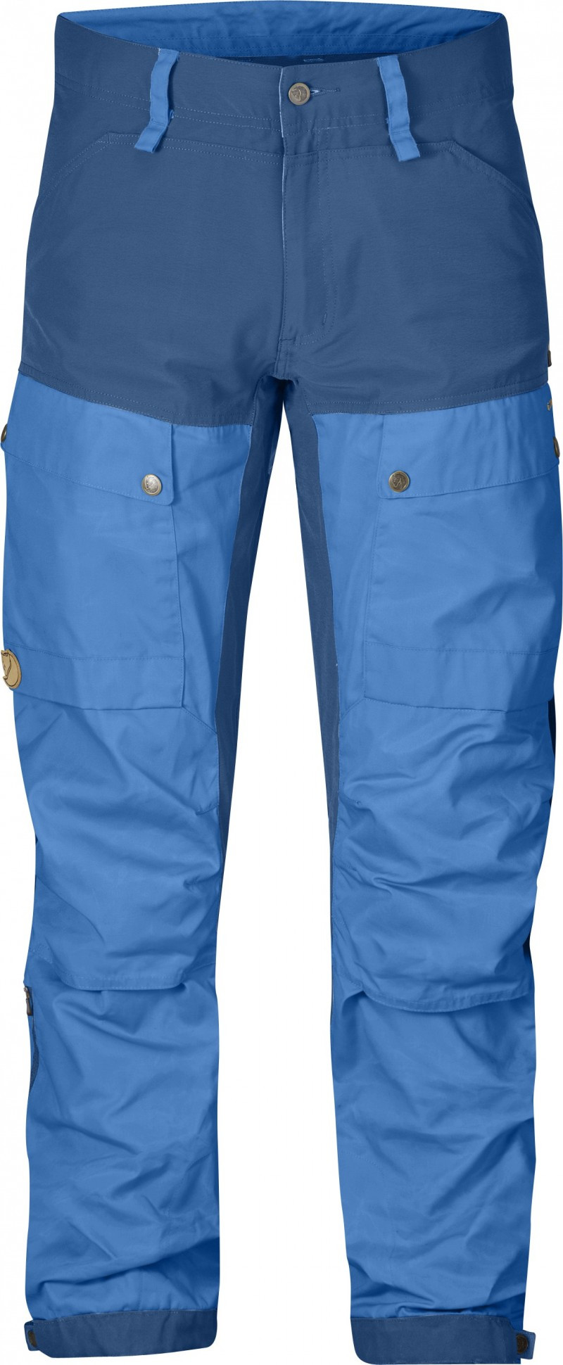e88e69b1 Fjällräven Keb Trousers UN Blue Long 2018 | Fjellsport.no