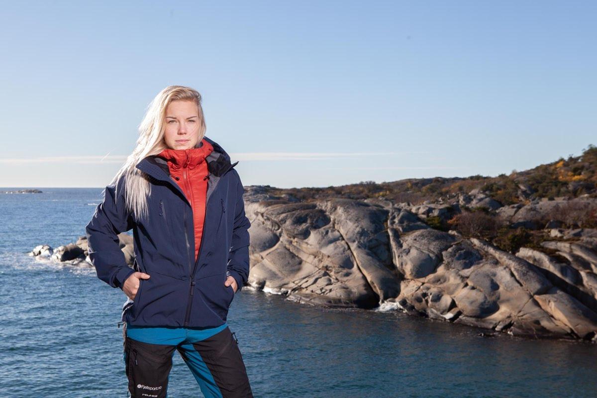 98dd6e46 Felines Rapell Jakke Dame Tandori Spice | Fjellsport.no
