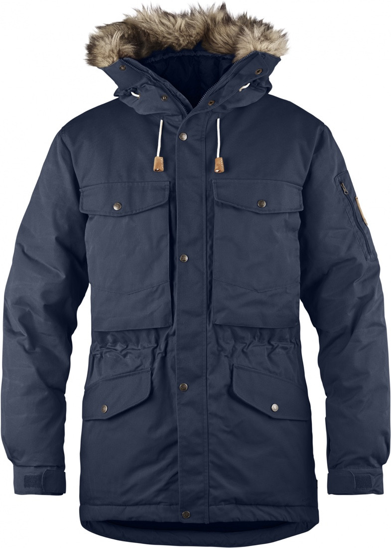 Fjällräven Singi Down Jacket Dark Navy | Fjellsport.no