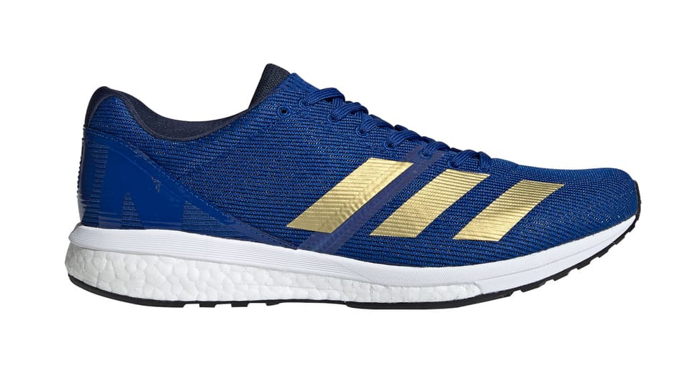 Adidas Adizero Boston 8 Men's CroyalGoldmtFtwwht
