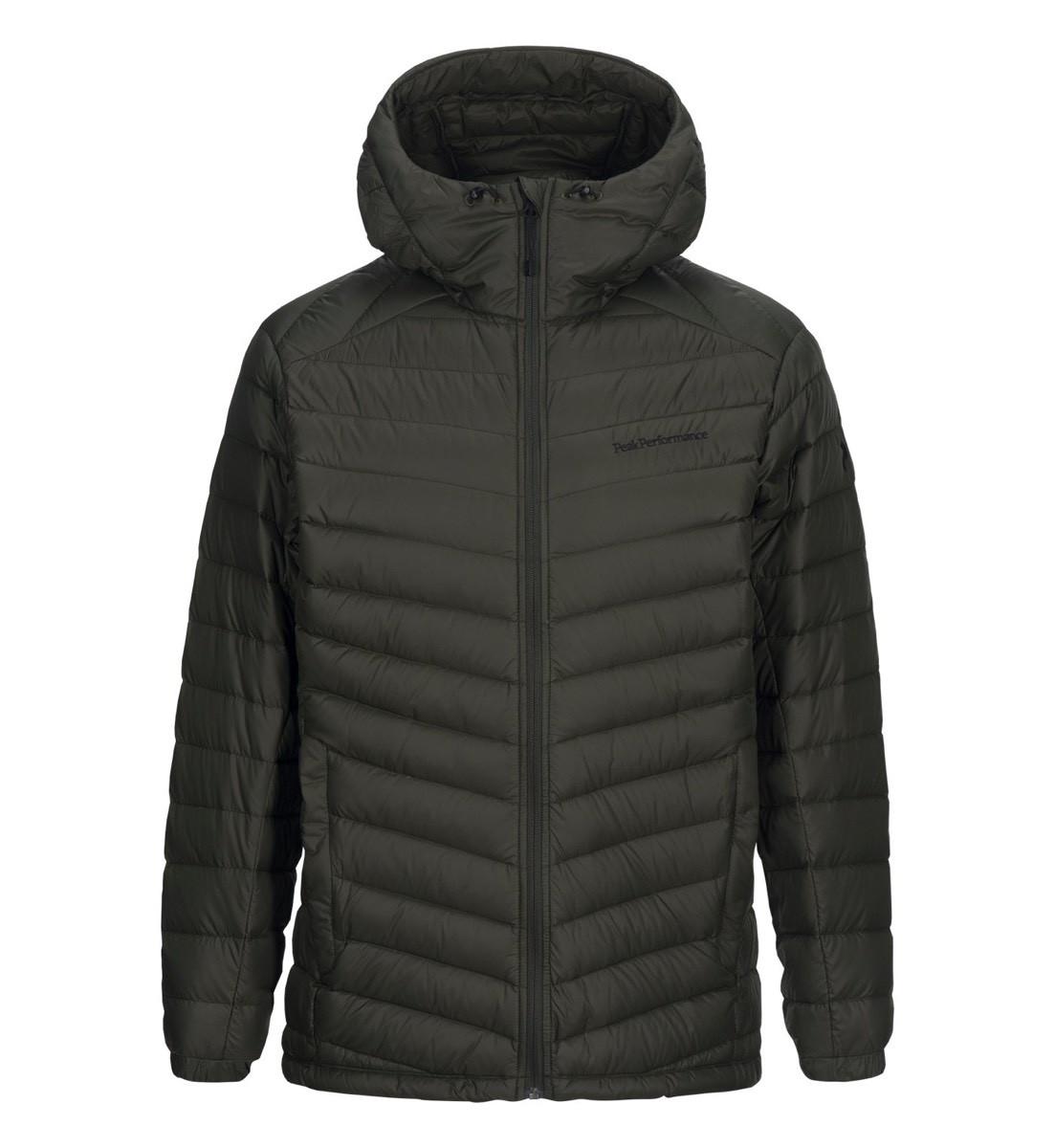 Best pris på Peak Performance Frost Down Hood Jacket (Herre