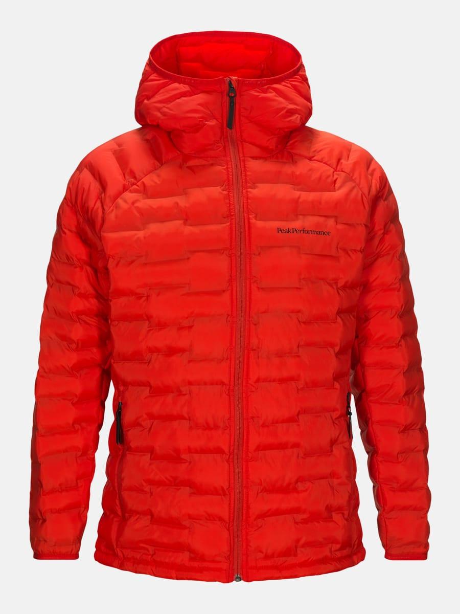 Peak Performance Argon Light Hooded Jacket Dynared