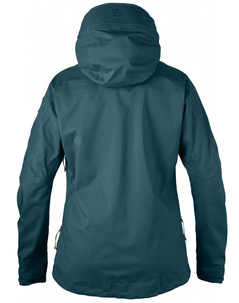 Fjällräven Keb Eco Shell Jacket Women's Dusk
