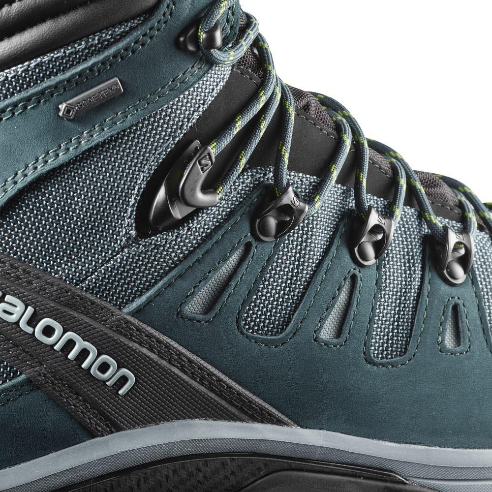 5ce7c3483b26 Salomon Shoes Quest 4d 3 Gtx® Phantom Black Quiet Shade ...