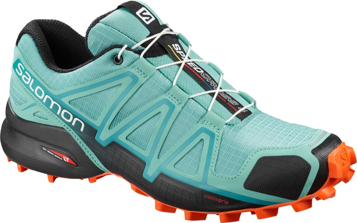 Salomon Speedcross 4 Women's MeadowbrookBlackExotic Orange