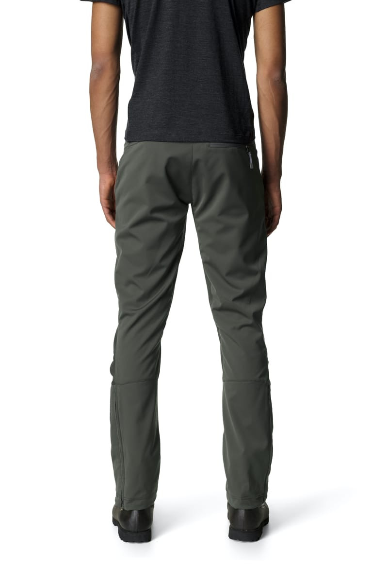 Houdini M's Motion Pants Baremark Green