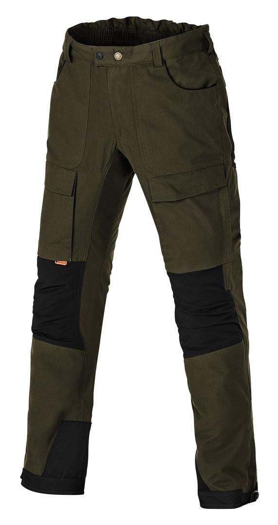 016033c1 Pinewood Himalaya Bukse Dame Mørk Olivgrønn/Svart | Fjellsport.no