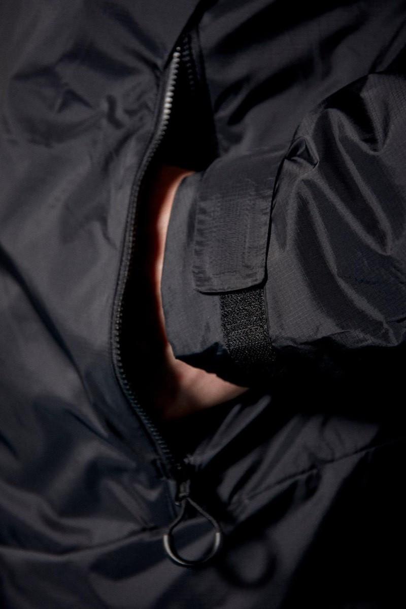 Rab Photon X Jacket Black Black Zinc