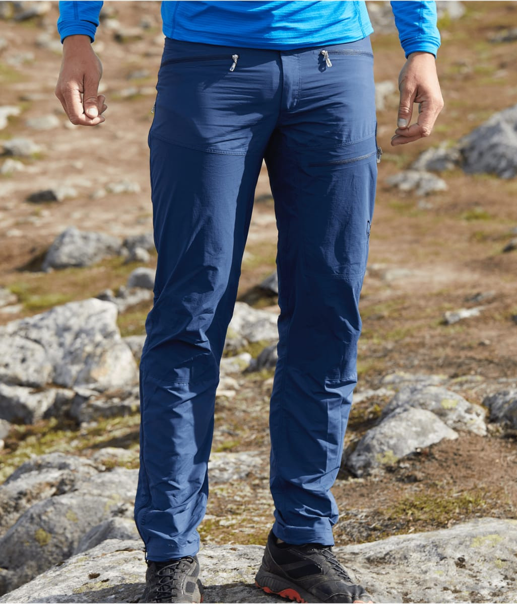 Norrøna Bitihorn Lightweight Pants (M) Indigo NightIndigo Night