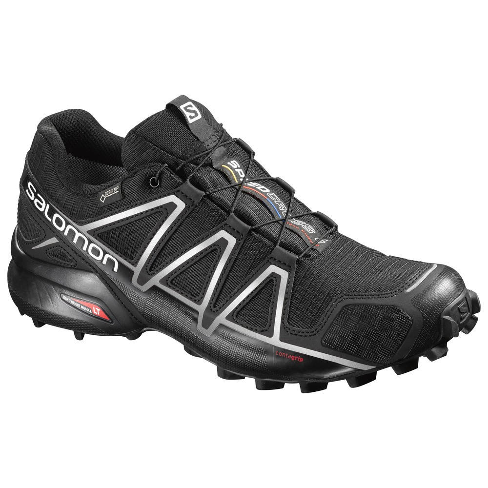 Salomon Speedcross 4 Gtx® BlackBlackSi