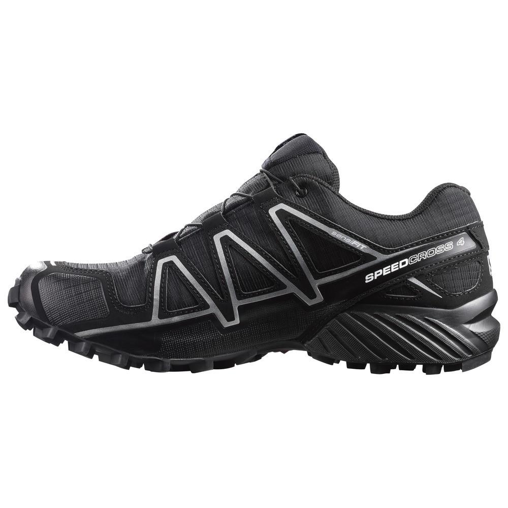 c7afc41d650e ... Salomon Speedcross 4 Gtx® Black Black Si ...