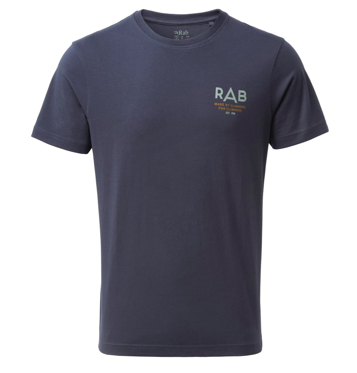 Rab Stance Sunrise SS Tee Deep Ink