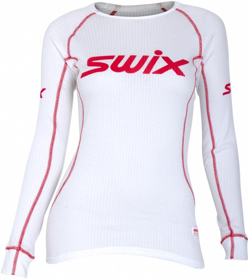 Seriøst Swix RaceX Bodyw Longsleeve Women's Klarhvit | Fjellsport.no FG-09