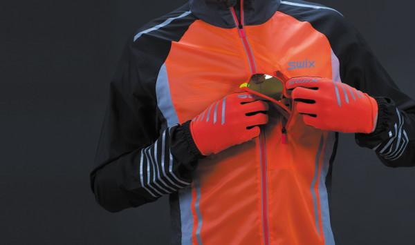 f83660e6 Swix Radiant Glove Neon Red | Fjellsport.no