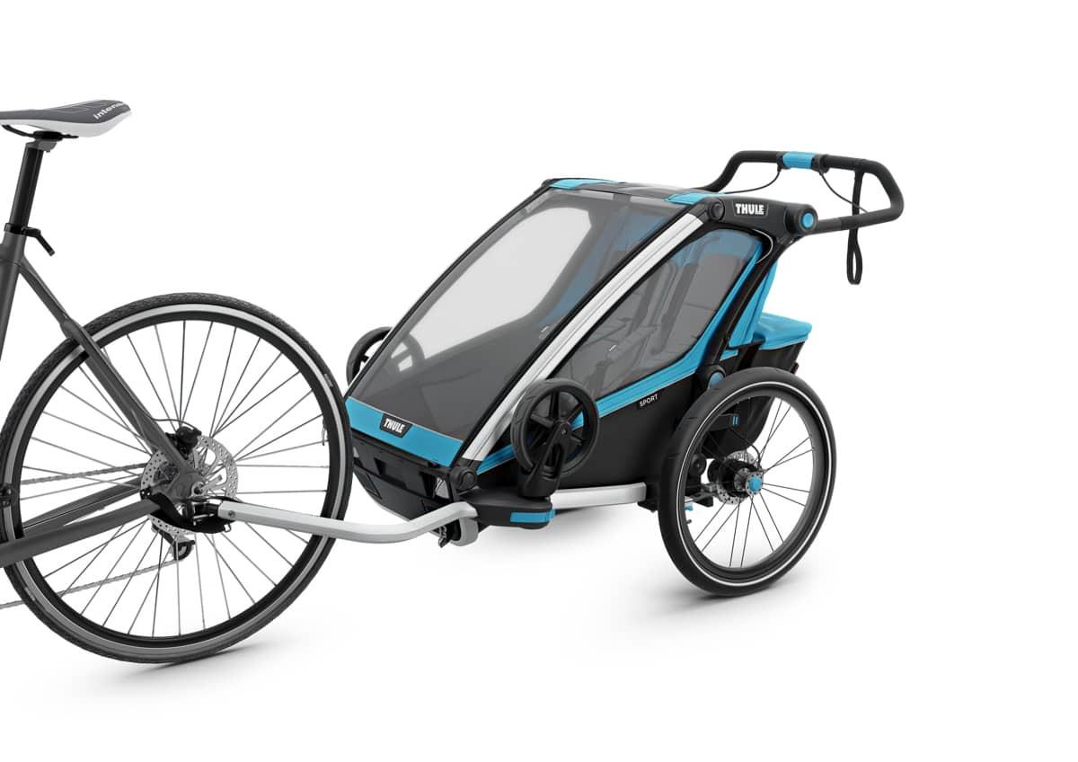 4cb97b1b Thule Chariot Sport 2 inkludert løpekit   Fjellsport.no