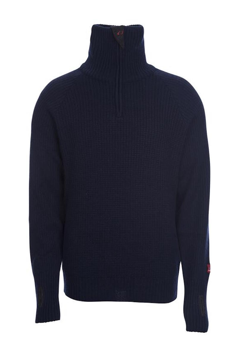 b5fac51b Ulvang Rav Sweater W/Zip New Navy | Fjellsport.no
