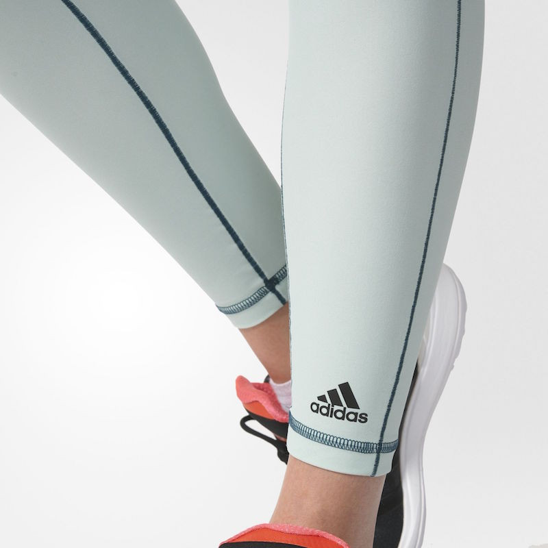Adidas Miracle Sculpt Tights Utility GreenVapour Green