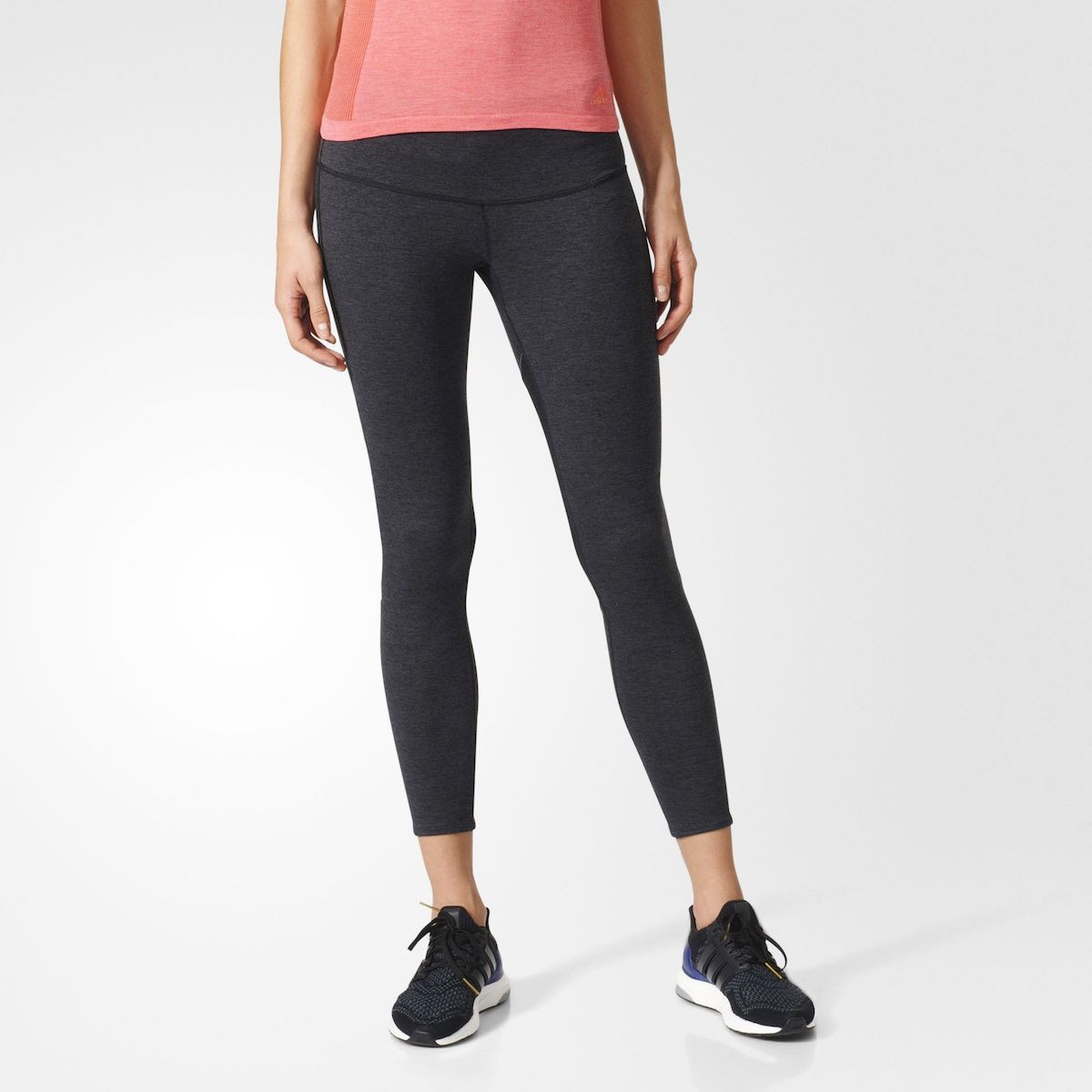 sports shoes 88655 6130e ... Adidas Ultra Seven-Eighths Tights Women s Black Night Grey ...