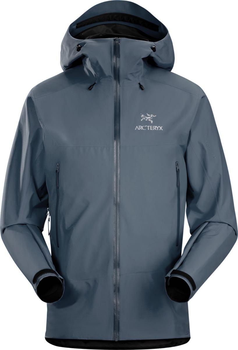 7bf18ef0 Arc'teryx Beta SL Hybrid Jacket Men's Heron | Fjellsport.no