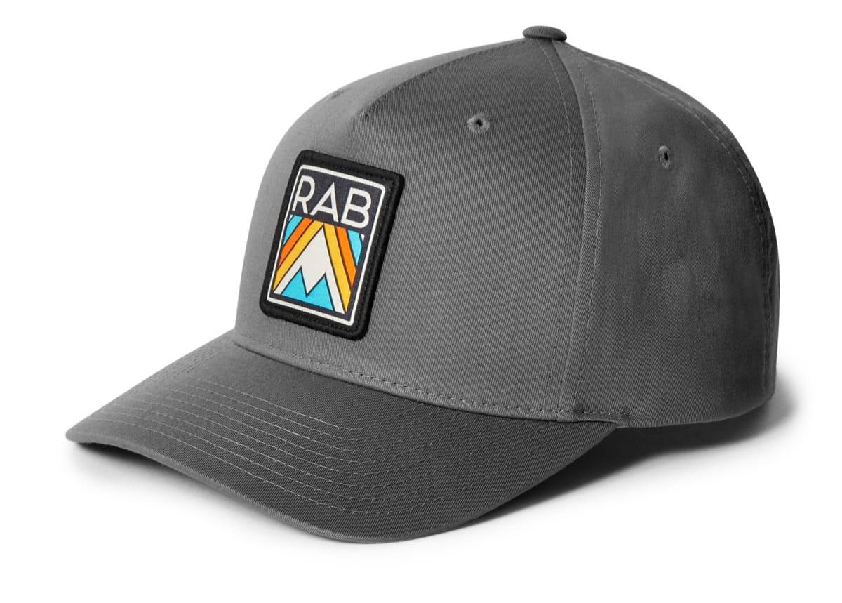Rab Base Cap Grey