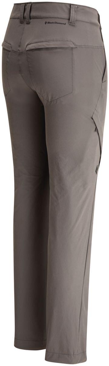 651495ef Black Diamond W's Alpine Light Pants Slate | Fjellsport.no