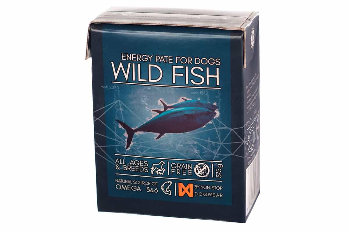 Non Stop Dogwear Tetra Pak Fish 375g