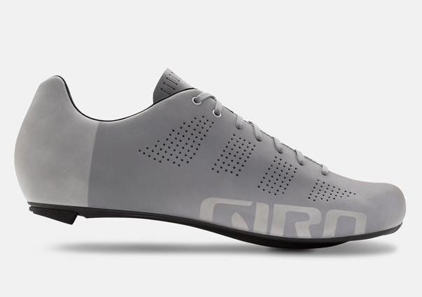 Giro Empire ACC Shoes Herre silver reflective | Gode tilbud