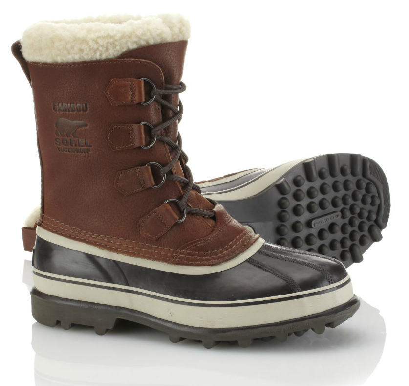 Sorel Men s Caribou Wool Boot Tobacco  bfe43c1d1b1f