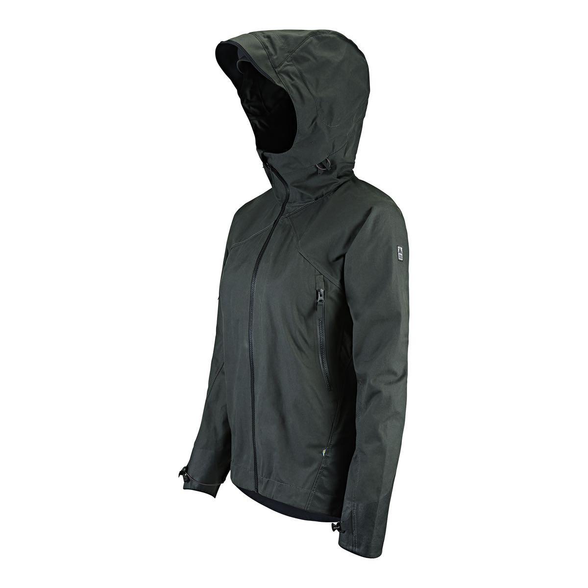 Klattermusen Einride dame jakke Vandreskoen