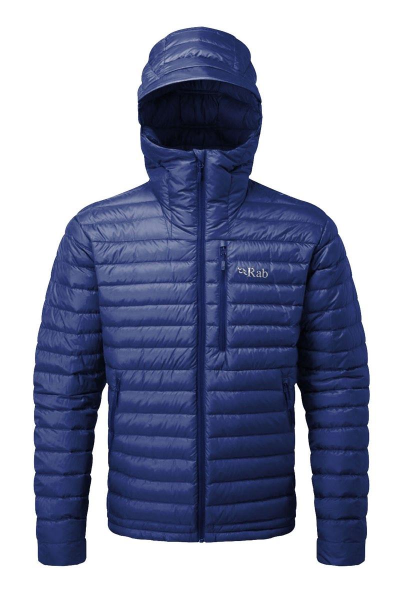 Rab Microlight Jacket, dunjakke herre Dunjakker fra Rab