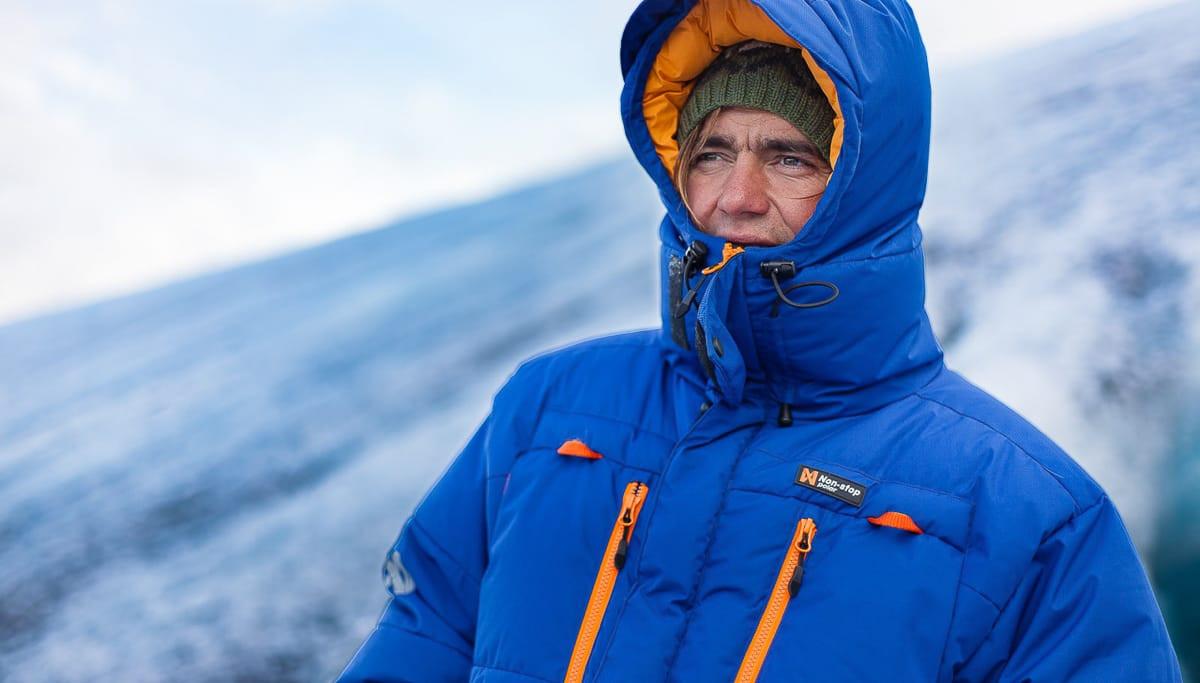 Non Stop Polar Jakka Limoges Blue | Fjellsport.no