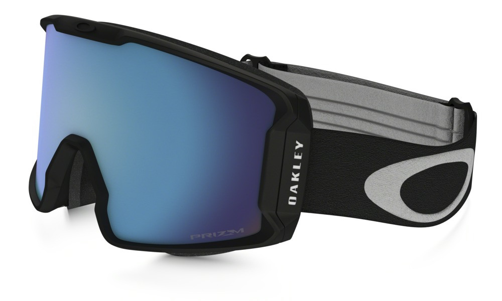 1cc246df8910 ... Oakley Line Miner Matte Black Prizm Sapphire Iridium ...