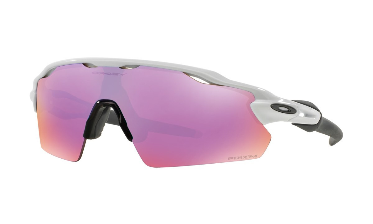 7d32d4b2bd0e Oakley Radar Ev Pitch Prizm Road Polished White 38