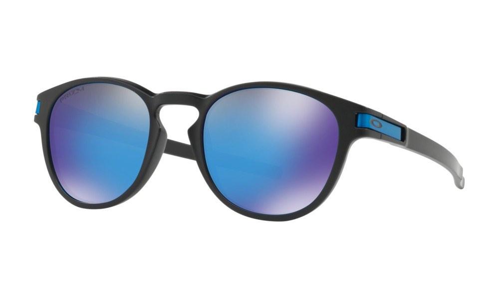 1f9aed8f48 Oakley Latch Prizm Sapphire Matte Black Oakley Latch Prizm Sapphire Matte  Black ...