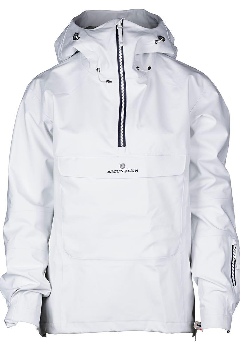 70e6ce740 Amundsen Sport Peak Anorak Women's White
