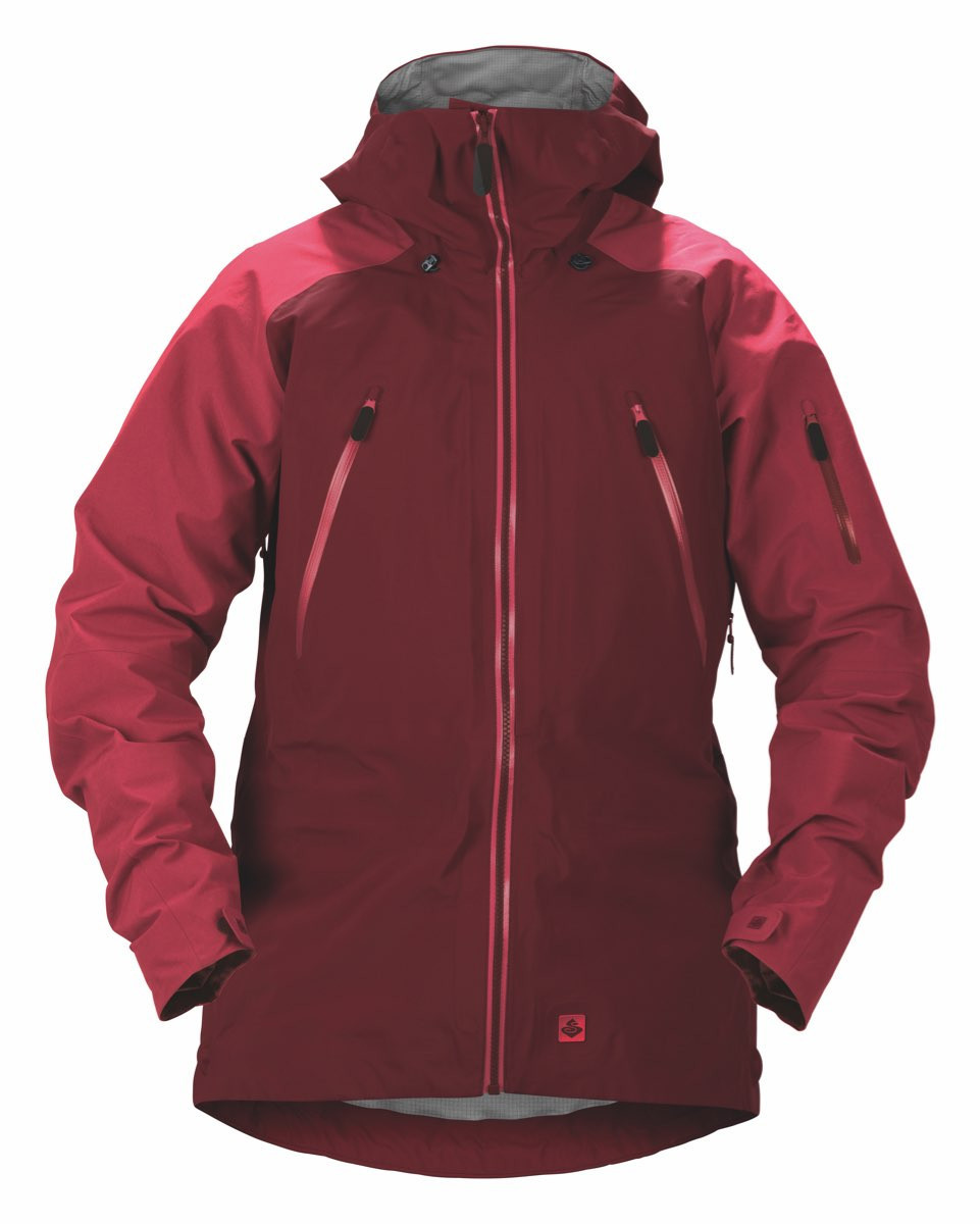 2a9919fe Sweet Protection Voodoo Jacket Womens Ron Red/Rubus Red | Fjellsport.no