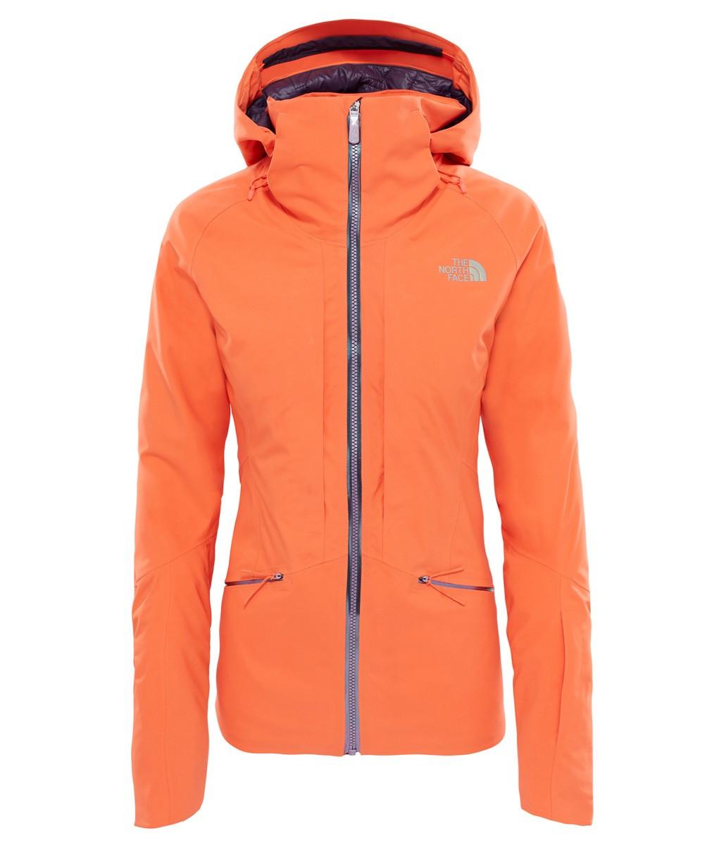 c4c97f412d37 ... The North Face Women s Anonym Jacket Nasturtium Orange ...