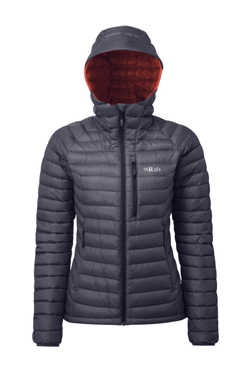 Rab Microlight Alpine BelugaDijon | Fjellsport.no