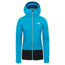 The North Face W Shinpuru II Jacket Meridian Blue/Tnf Black
