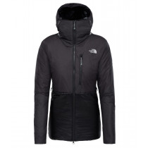 The North Face W Summit L6 Aw Synthetic Belay Parka Tnf Black/Tnf Black