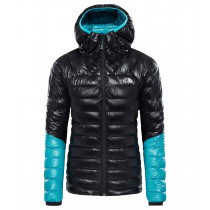 The North Face W Summit L3 Down Hoodie Tnf Black/Bluebird