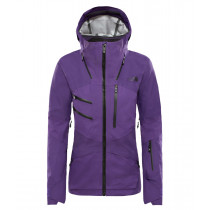 The North Face Women's Fuse Brigandine Jacket Tillandsia Purple Fuse