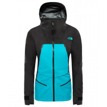 The North Face Women`s Purist Jacket Kokomo Green/Tnf Black