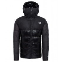 The North Face Men's Summit L6 Aw Down Belay Parka Tnf Black/Tnf Black