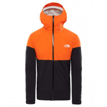 The North Face Men's Impendor Insulated Jacket Persian Orange/TNF Black